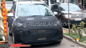 New Hyundai Santro/Atos spotted testing again before launch