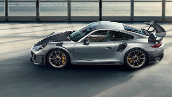 Live updates: Porsche 911 GT2 RS India launch