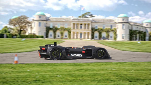 2018 Goodwood Festival of Speed: Roborace to attempt autonomous hillclimb run