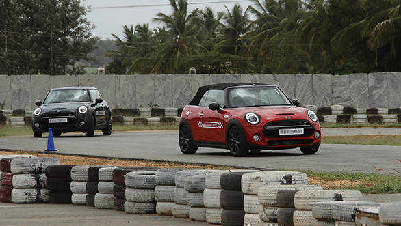 Mini Urban Drive experience begins in India