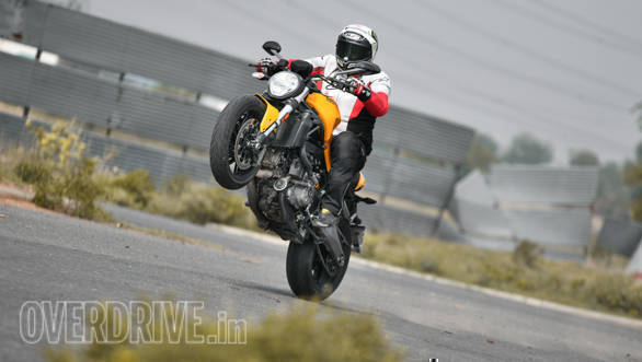2018 Ducati Monster 821 road test review