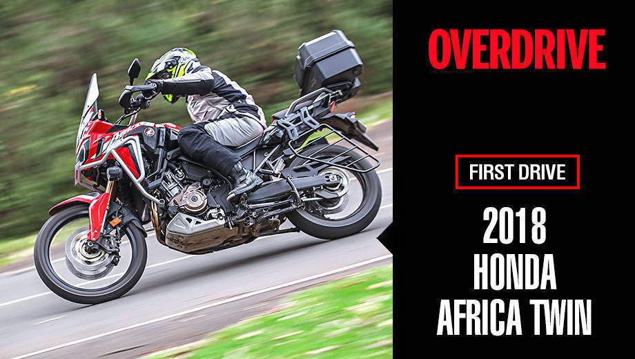 2018 Honda Africa Twin first ride review   Details, specifications and price