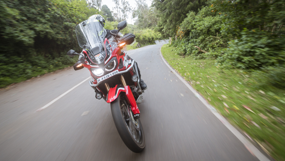 2018 Honda Africa Twin DCT first ride review