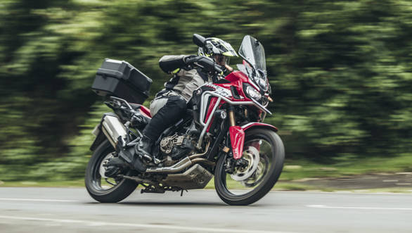 2018 Honda Africa Twin: Three things you'll like and two you won't