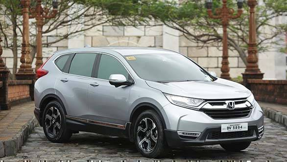 2018 Honda CR V First Drive Review