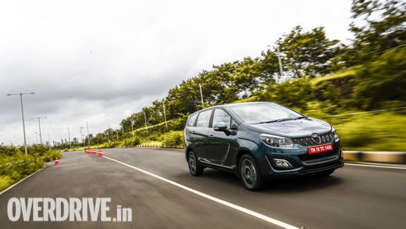 Top five facts about the Mahindra Marazzo
