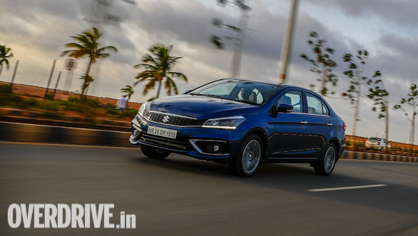 2018 Maruti Suzuki Ciaz: Variants explained