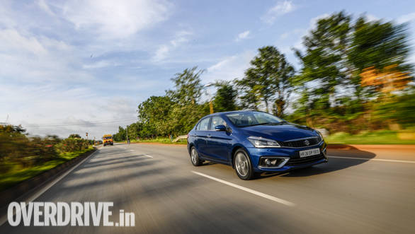 2018 Maruti Suzuki Ciaz facelift first drive review