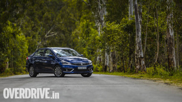 Image gallery: Maruti Suzuki Ciaz facelift