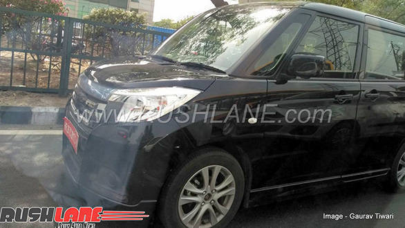 7 Seater Maruti Suzuki Wagon R Spotted Testing In India To Be