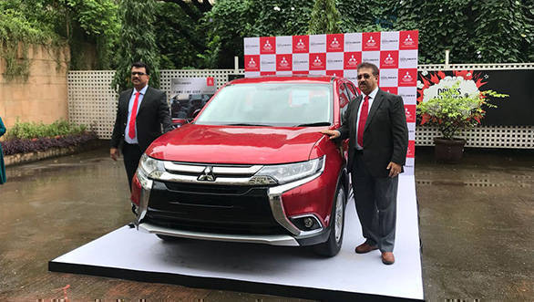 2018 Mitsubishi Outlander launched in India for Rs 31.95 lakh ex-showroom