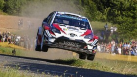 WRC 2018: Victory at Rallye Deutschland for Ott Tanak