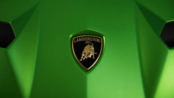 Lamborghini Aventador SVJ teased ahead of Pebble Beach unveil