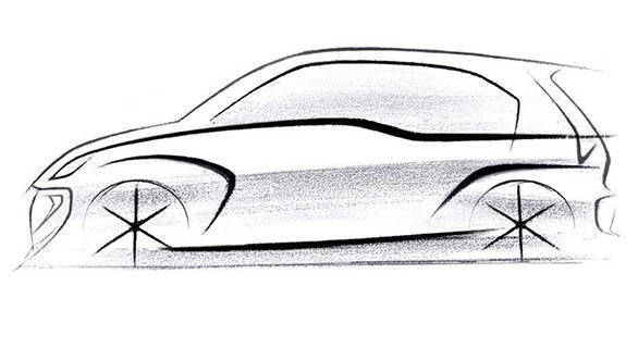 Next-gen Hyundai Santro design sketch unveiled, to launch in October 2018