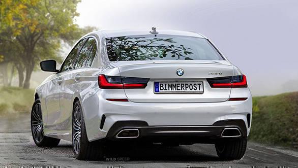 New generation BMW 3-series to debut at 2018 Paris Motor