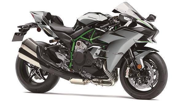 2019 Kawasaki Ninja H2, H2 Carbon, and H2R launched in India starting at Rs 34.5 lakh
