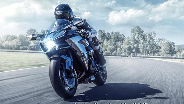 2019 Kawasaki Ninja H2 gets more power, Brembo Stylema calipers and a self healing paint