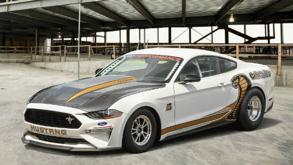 Drag strip-only Ford Mustang Cobra Jet unveiled