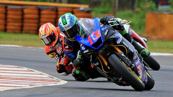 ARRC 2018 Rd 4: Anthony West calls on experience to take home double win in SS600