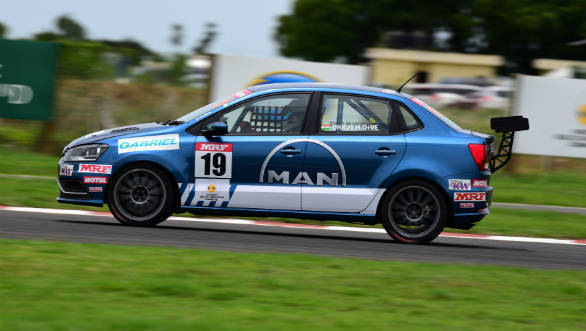Ameo Cup 2018: Dhruv Mohite strengthens championship lead