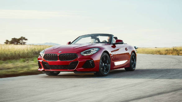 Image Gallery New Bmw Z4 Overdrive