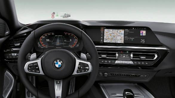 Image gallery: new BMW Z4