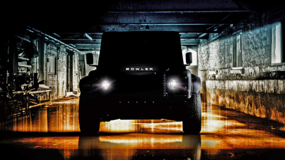 Bowler teases its latest bespoke Land Rover Defender based creation