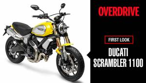 Ducati 2018 Scrambler 1100 First Look Review