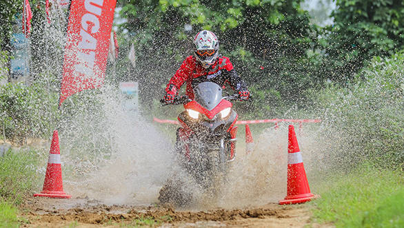 Ducati completes first edition of DRE Off-Road Days in India