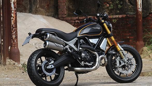 Ducati Scrambler Special