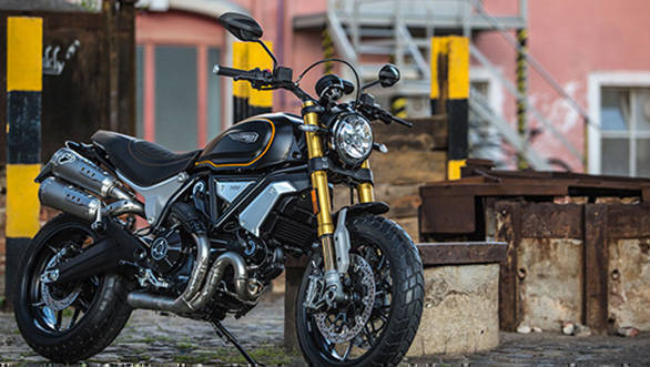 Image gallery: Ducati Scrambler 1100 Sport launched in India at Rs 11.42 lakh