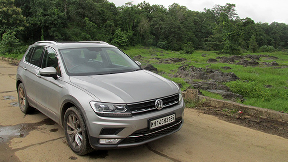 Going off the beaten track with the Tiguan