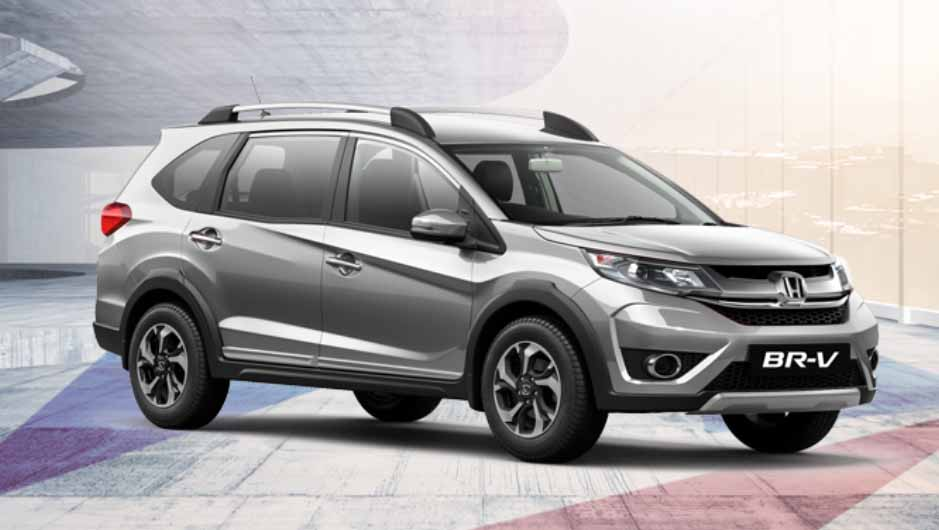 Honda BR-V Style edition launched in India at Rs 10.44 lakh