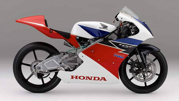Honda to introduce Moto3-spec NSF250R race prototypes in Indian national racing
