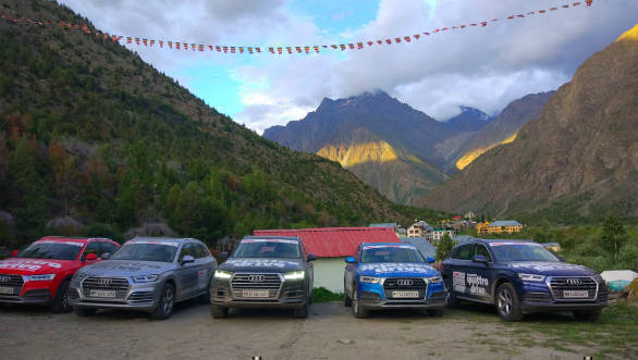 Independence Quattro Drive 2018: From Chandigarh to Leh
