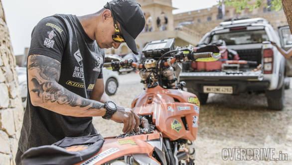 India Baja 2018: Pre-scrutiny image gallery