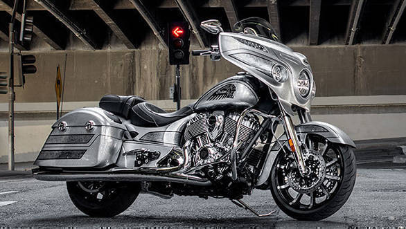 Indian Chieftain Elite to be launched in India on August 12