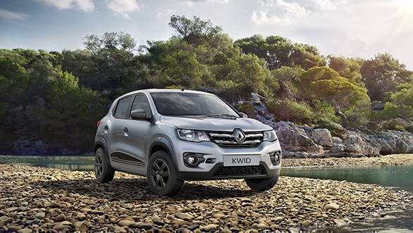2018 Renault Kwid launched in India at Rs 2.66 lakh, same price as before