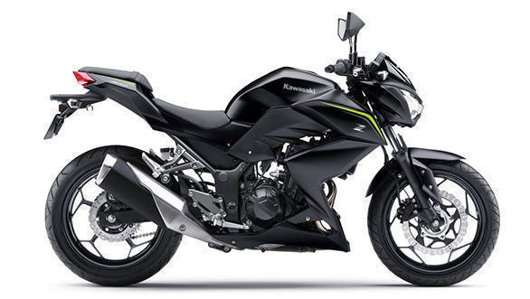 Kawasaki working on a Z400, expect India pricing to be around Rs 4 lakh