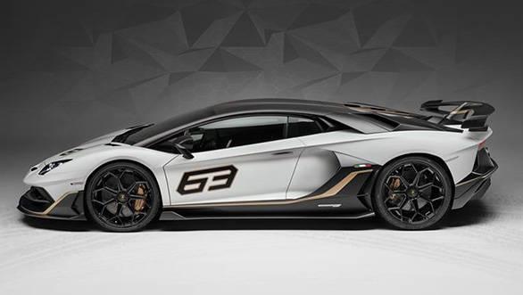 Image Gallery: Limited Edition Lamborghini Aventador SVJ