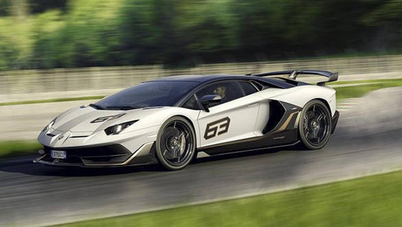 Lamborghini India To Launch The Aventador Svj 63 In January 2019