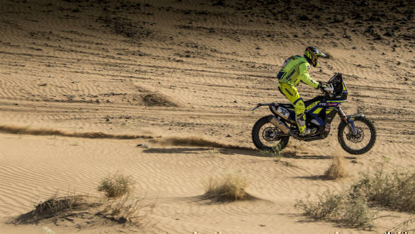 India Baja 2018: TVS Racing announces six-rider line-up