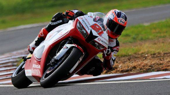 ARRC 2018 Rd 4: Md Zaqhwan Zaidi sets the pace during both practice sessions at MMRT