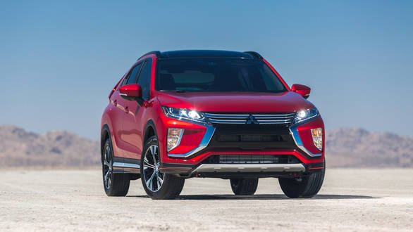 Mitsubishi seeks to increase footprint across segments, to launch the Eclipse Cross and Xpander in India