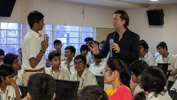 Nissan launches Roots of Design initiative for aspiring design students in India