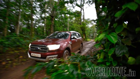 OD SUV Slugfest: Ford Endeavour