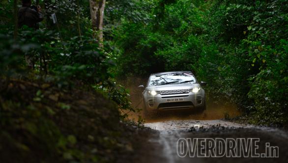 OD SUV Slugfest: Land Rover Discovery Sport