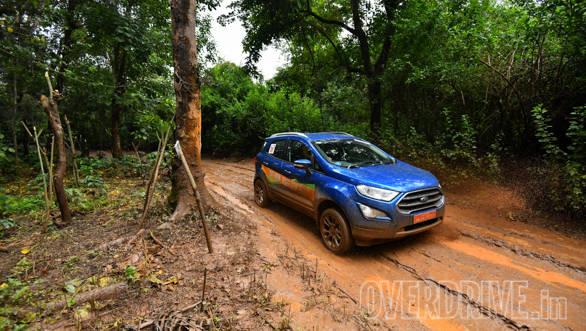 OD SUV Slugfest: Ford EcoSport