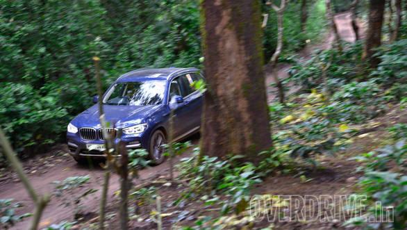 OD SUV Slugfest: BMW X3