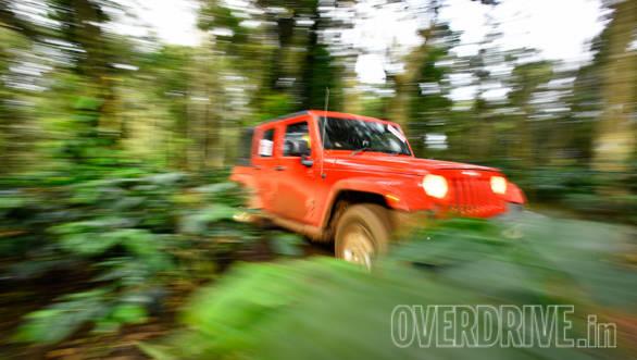 OD SUV Slugfest: Jeep Wrangler